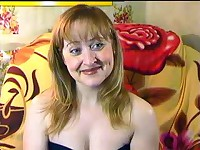 redheadmature's Webcam Show Jan 13
