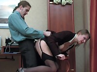 Madge&Mike kinky mature movie